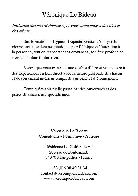 Eden Tarot par Véronique Le Bideau à Montpellier