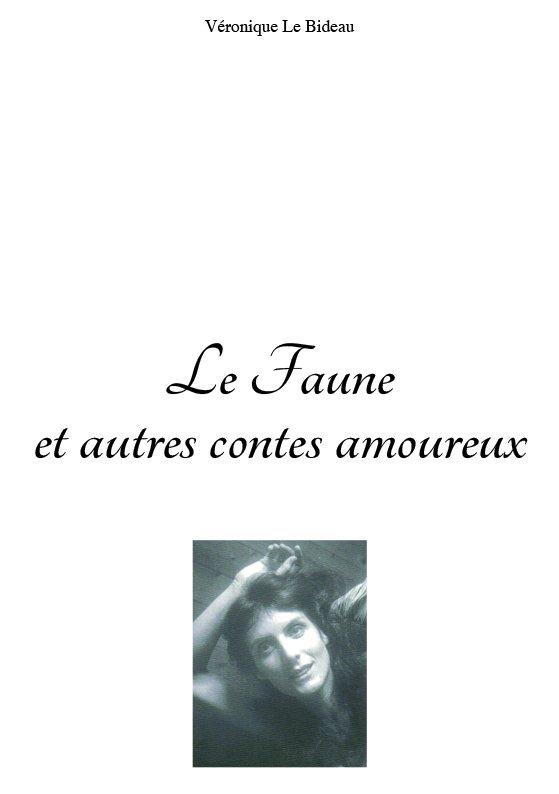 Le Faune couverture par Véronique Le Bideau à Montpellier