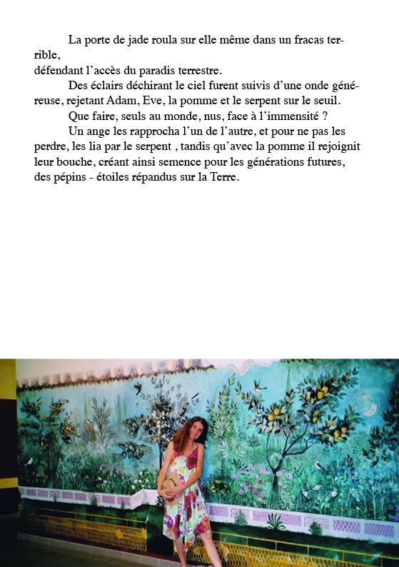 Le Faune par Véronique Le Bideau à Montpellier
